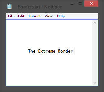 fat-borders-extreme-size