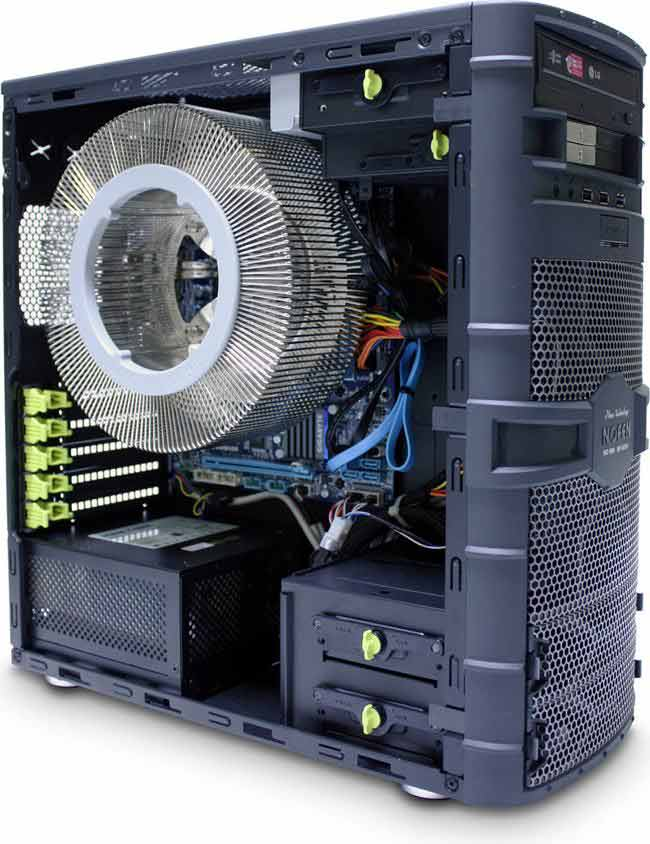 Корпус Cooler Master MasterCase Pro 3 (MCY-C3P1-KWNN) w\o PSU