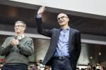 New Microsoft CEO offers Bill Gates top job?