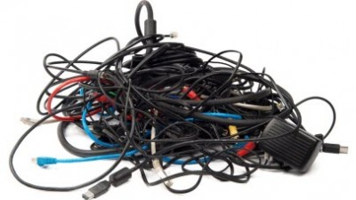 mess of cables two
