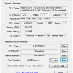 QwikMark: Simple Portable PC Benchmarking Tool