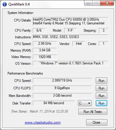 qwikmark - desktop