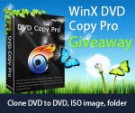 Digiarty Giveaway: WinX DVD Copy Pro