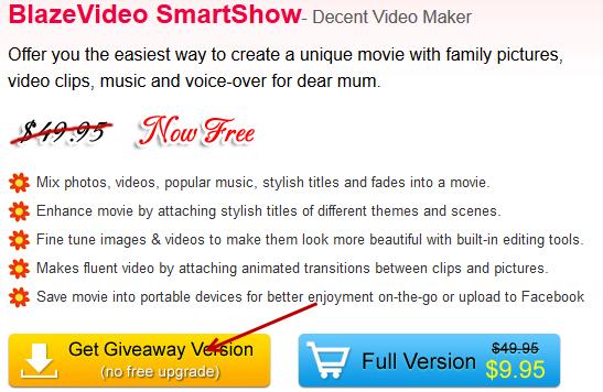 smartshow giveaway