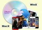 Digiarty Giveaway: WinX and MacX DVD Rippers