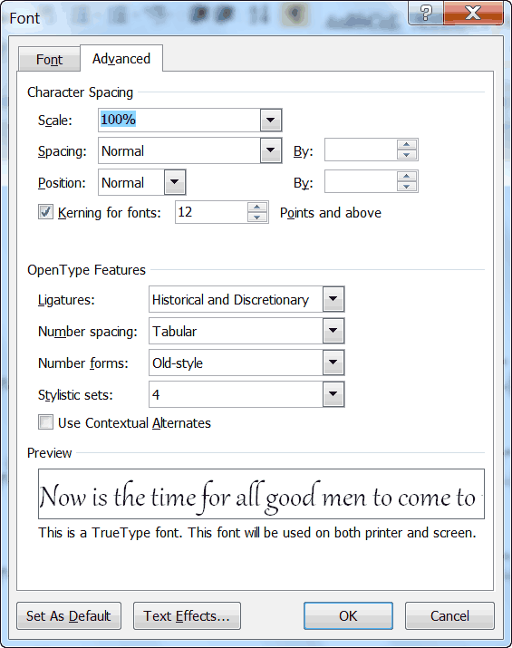 how to change the style pane fonts