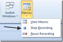 Stop-Recording