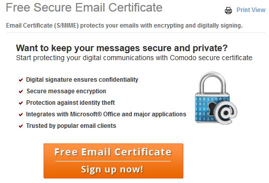 E-mail – Encryption! Encryption! Encryption! | Daves