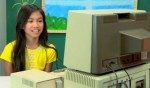 Kids Reaction to Old Computers (video)
