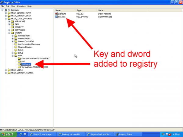 registry hacks A registry hack promising rapid windows 10 tech preview updates is circling the web problem is -- it doesn't work every techie has modified their registry at least once in their lives most.