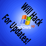 Hack Windows XP and Continue Receiving Updates