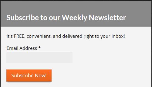dct newsletter