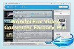 WonderFox Giveaway: Video Converter Factory Pro