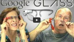 Oldies Reaction to Google Glass (video)