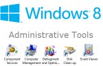 Windows 8: Add All Administrative Tools to the Start Screen
