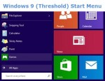 Windows 9 New Features in Action (videos)