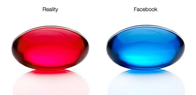 facebook - pills