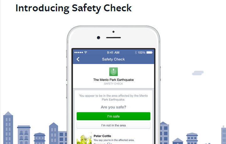 fb safety check