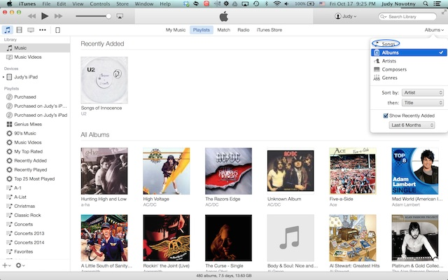 12 days of christmas itunes gifts so far
