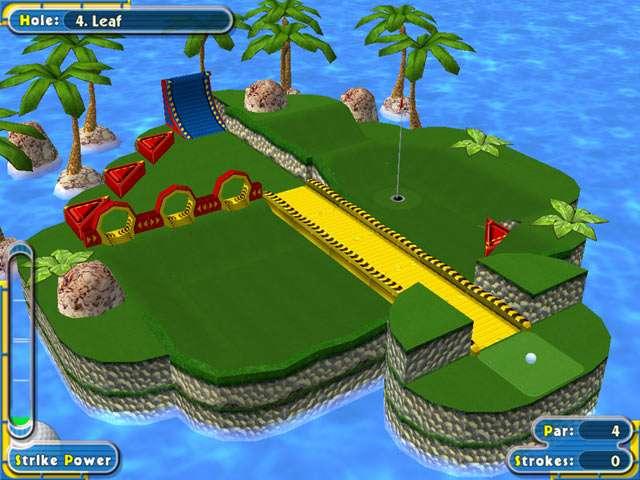 mini golf pro 1