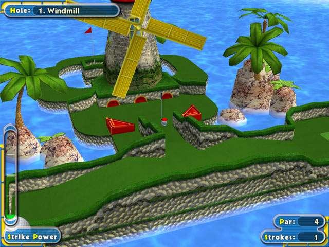 mini golf pro 2