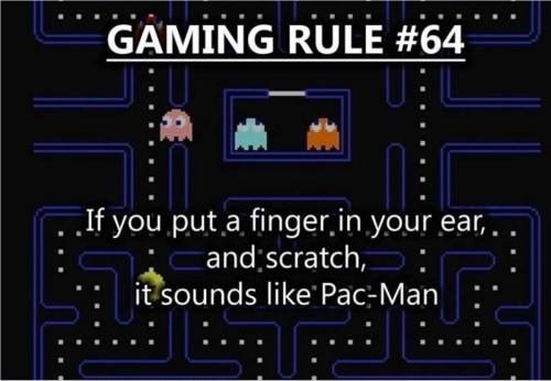 sounds like pacman