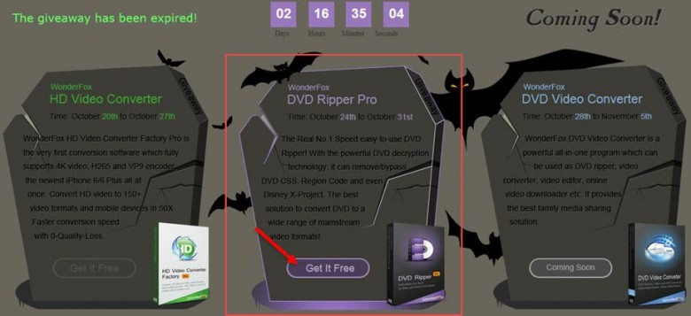 wonderfox dvd ripper gway