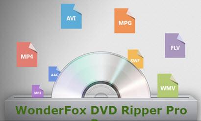 wonderfox dvd ripper pro