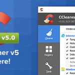 CCleaner 5.0 – New Version, New Look