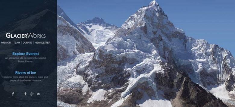 glacierworks - main banner
