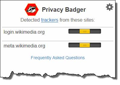 Report for Wikipedia