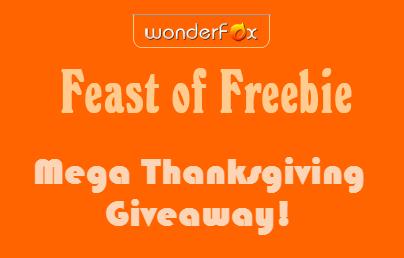 wonderfox - feast of freebies feature