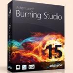 DCT Giveaway: Ashampoo Burning Studio 15