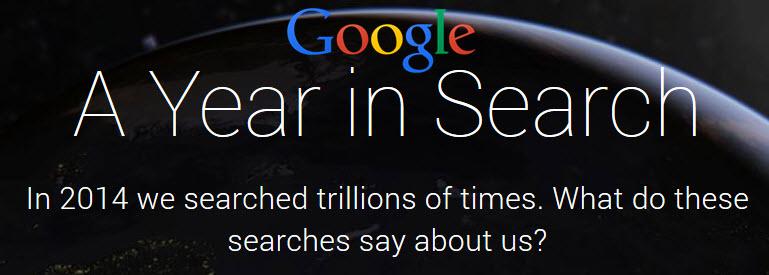 google serach-2014