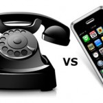 Can you hear me now – Landline vs Cellphone