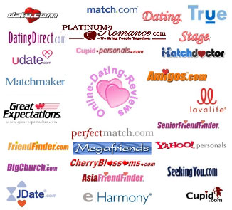 How does online dating sites work