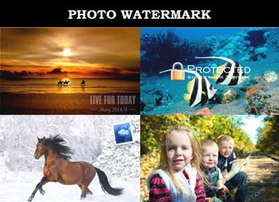 photo watermark - feature