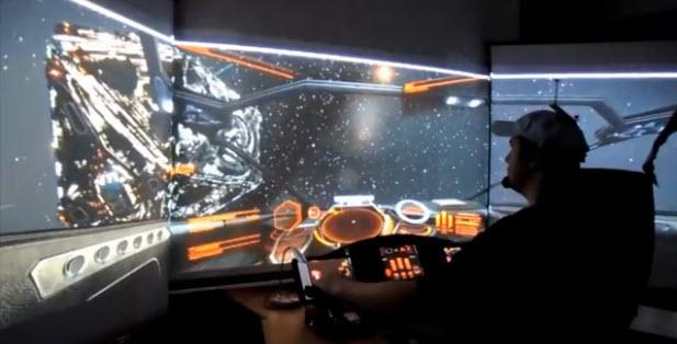 starship cockpit- banner image