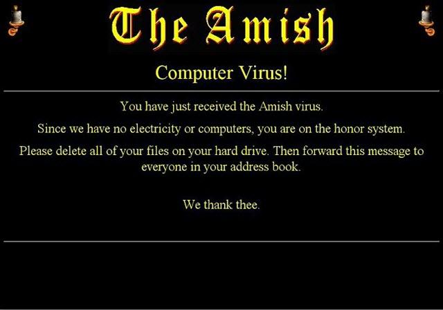 aamish virus