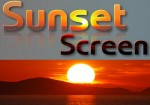 feature - sunsetscreen
