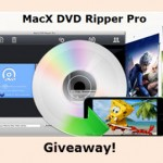 Digiarty Giveaway: MacX DVD Ripper Pro (Mac only)