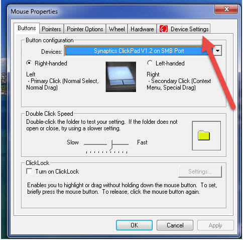 How To Disable The Touchpad on Windows 8.1 and 7_image8