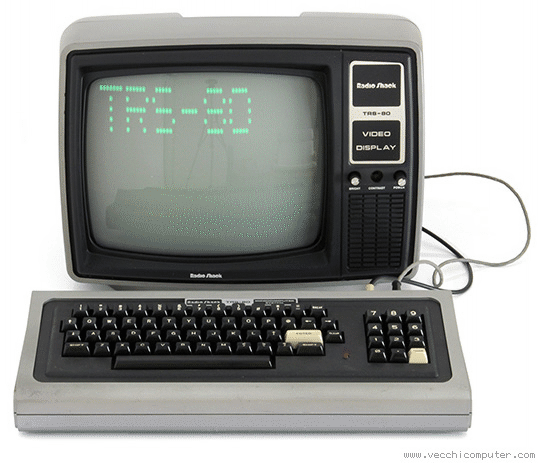TRS80 Computer