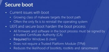 UEFI Secure Boot-