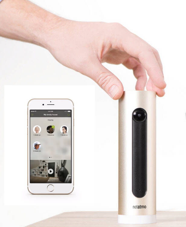 What Are the Best Tech Gifts for Father's Day_Netatmo