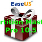 DCT Giveaway: EaseUS Partition Master Pro (15 licenses)
