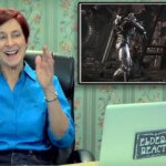 Oldies React to Mortal Combat Fatalities