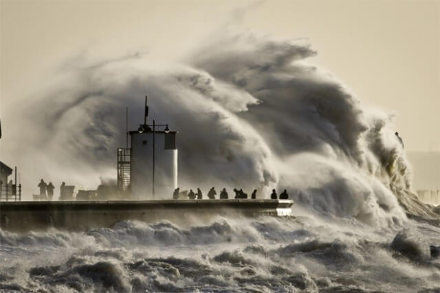 Britain Storms