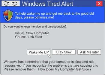 Funny windows message