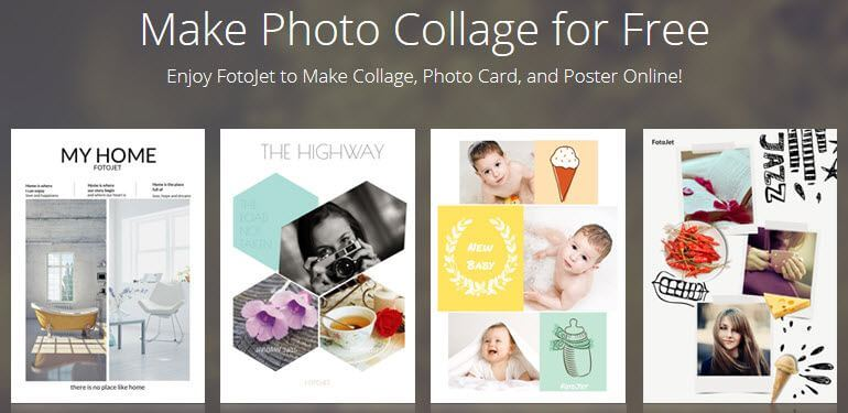 FotoJet: Create Professional Collages & Cards Online for FREE ...